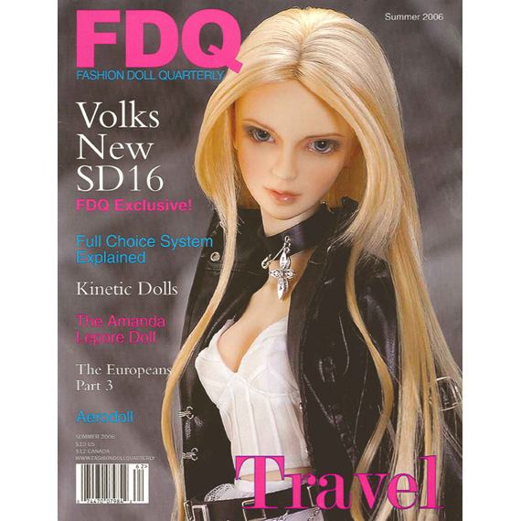 Fashion Doll Quarterly Summer 2006 (FDQ)
