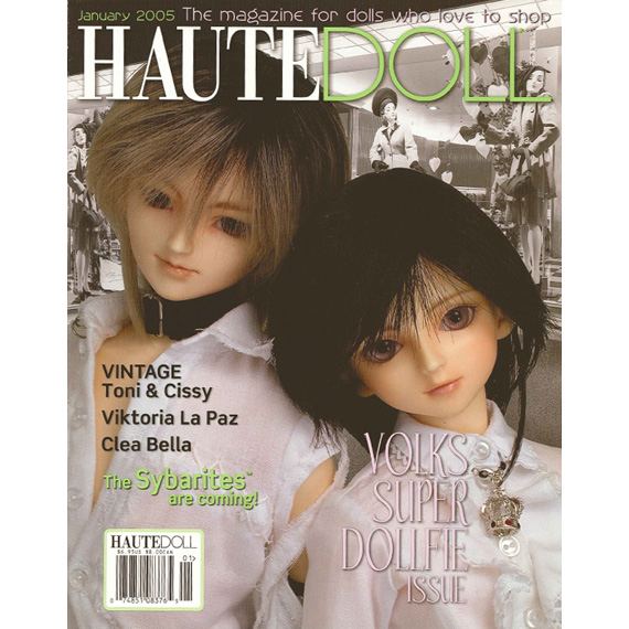 Haute Doll January 2005 (HD)